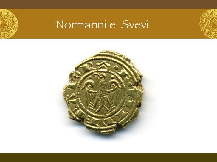 Normanni e  Svevi