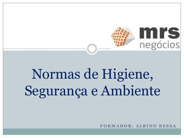 Normas de higiene_segurana_e_ambiente