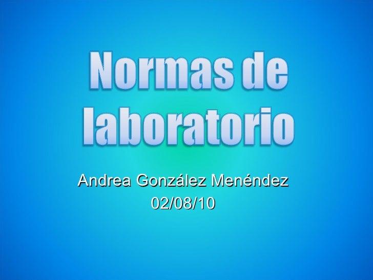 Andrea González Menéndez 02/08/10