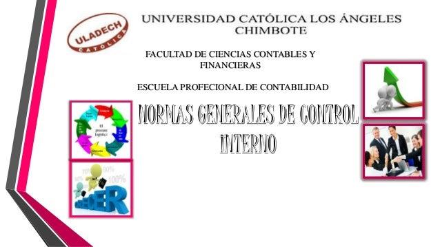 FACULTAD DE CIENCIAS CONTABLES Y FINANCIERAS ESCUELA PROFECIONAL DE CONTABILIDAD