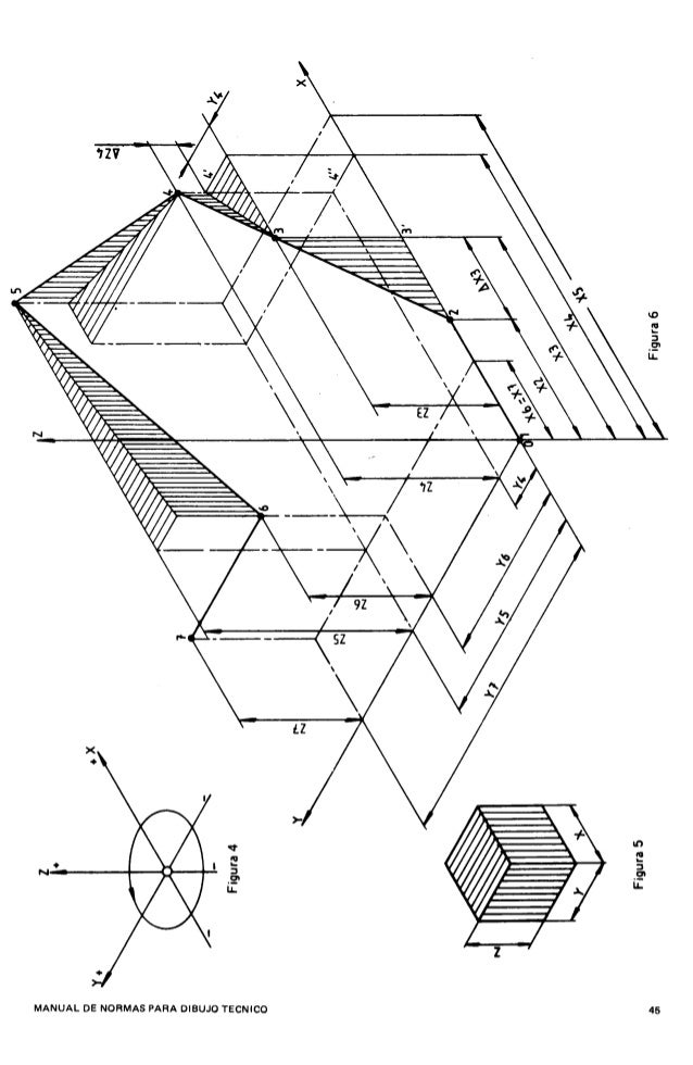 normas iram dibujo tecnico