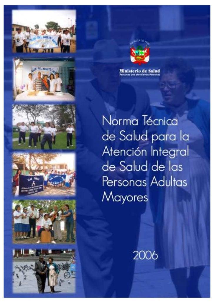 Ministerio de Salud                                     Personas que atendemos personas  DIRECCIÓN GENERAL DE SALUD DE LAS...