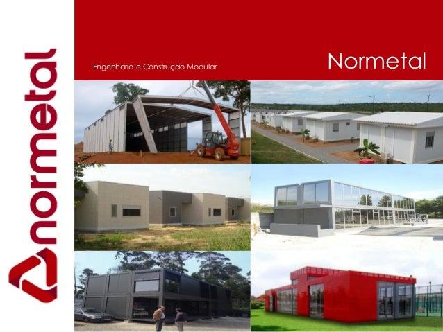 NormetalEngenharia e Construção Modular