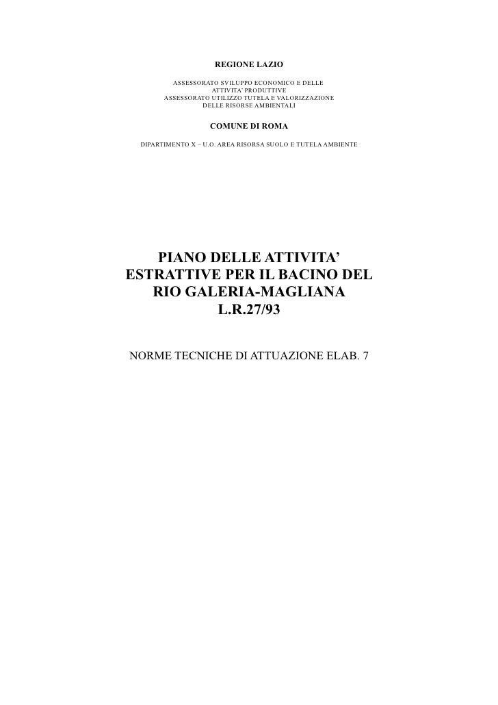 REGIONE LAZIO         ASSESSORATO SVILUPPO ECONOMICO E DELLE                   ATTIVITA' PRODUTTIVE       ASSESSORATO UTIL...