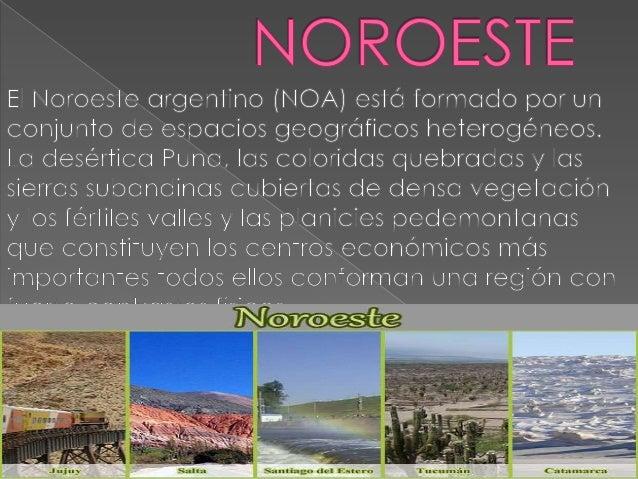 La Puna está formada por un conjunto de mesetas separadas por sierras de origen volcánico. Tiene una altura media de 3.000...