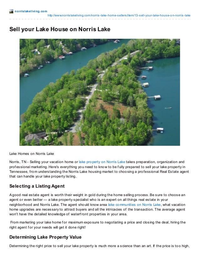 norrislakeliving.com http://www.norrislakeliving.com/norris-lake-home-sellers/item/13-sell-your-lake-house-on-norris-lake ...