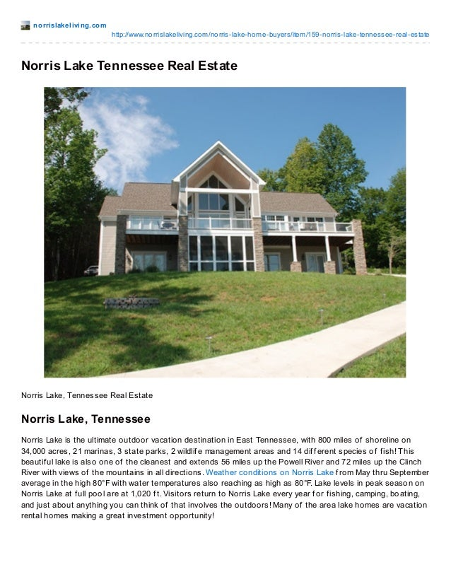 no rrislakeliving.co m  http://www.no rrislakeliving.co m/no rris-lake-ho me-buyers/item/159-no rris-lake-tennessee-real-e...
