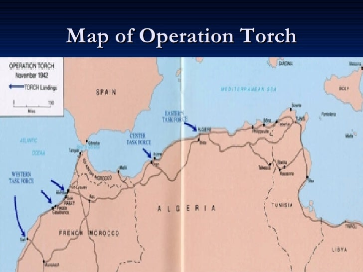 Image Gallery north africa ww2 map