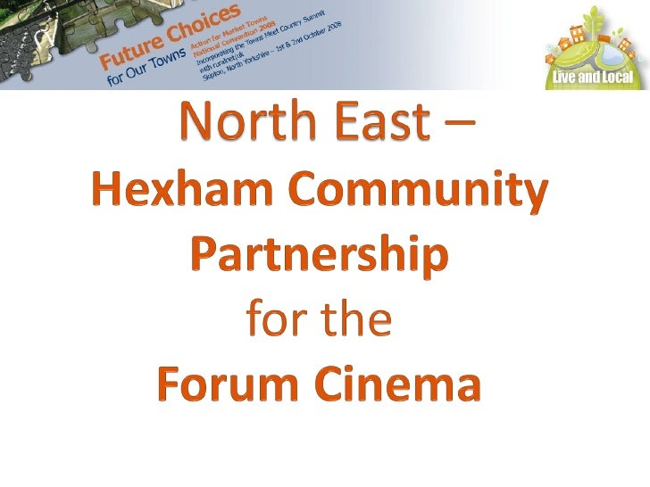 North East   Hexham Community Partnership