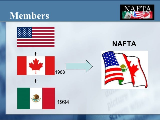 A Summary Of The North American Free Trade Agreement College Paper