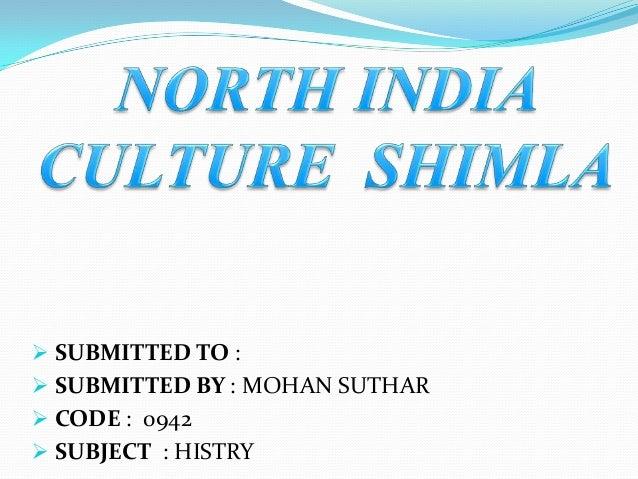 North india architecture