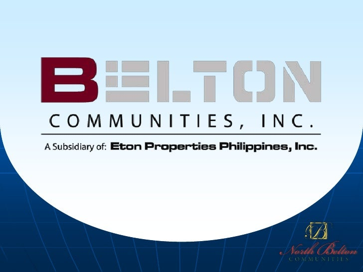 North  Belton  Communities  Quezon  City