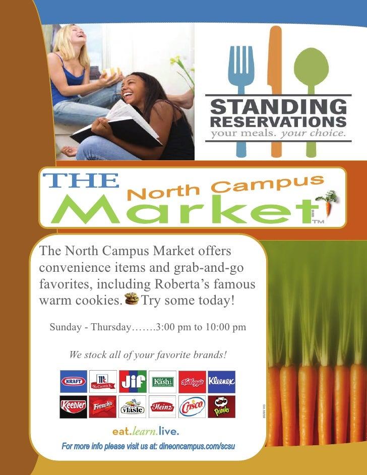 North campus 8