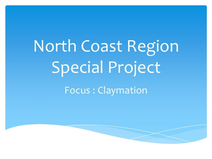 North coast region special project