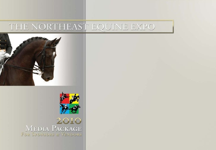 Northeast Equine Expo- Media Kit