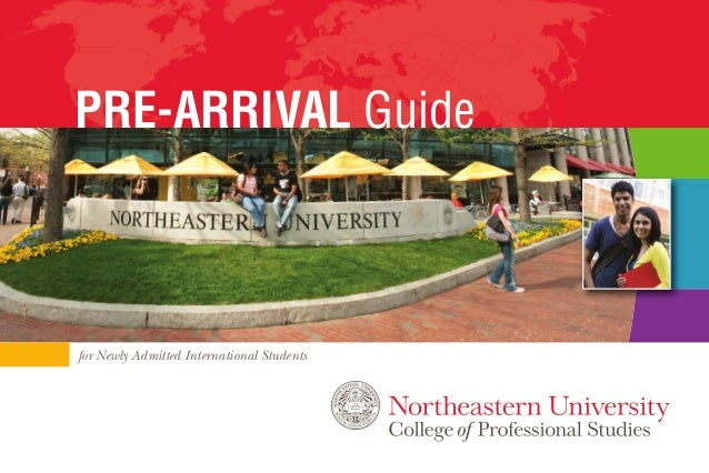 for Newly Admitted International Students PRE-ARRIVAL Guide