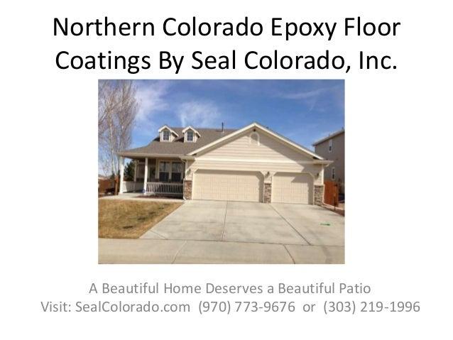 Northern Colorado Epoxy Floor Coatings by Seal Colorado