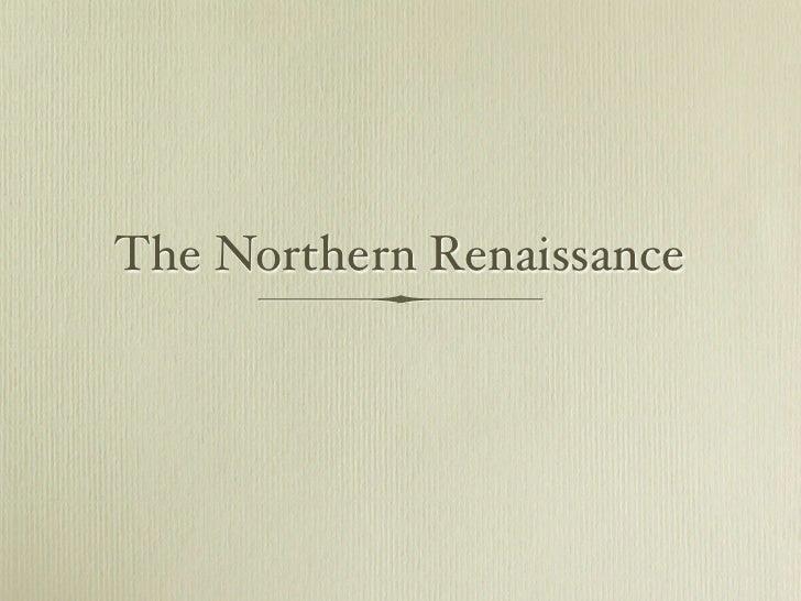 Northern renaissance (13)