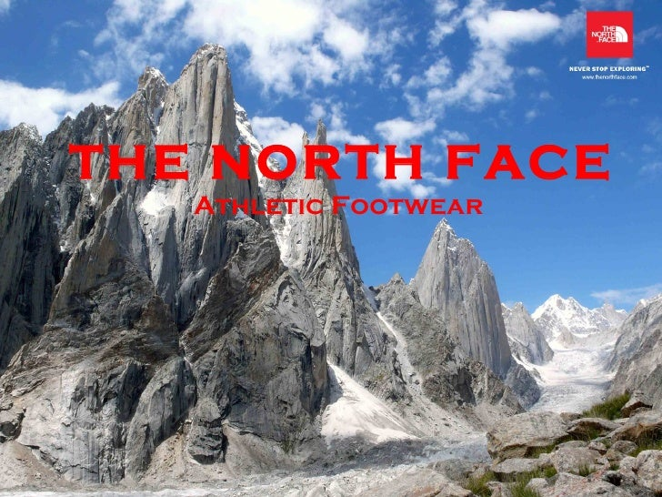 THE NORTH FACE Athletic Footwear