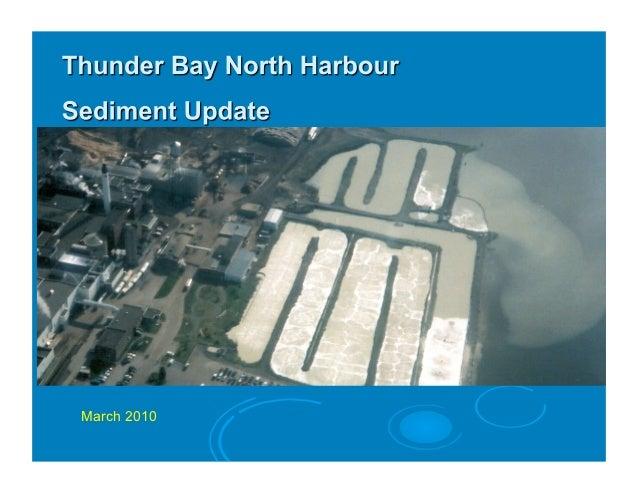 North harbour update 2010   pac presentation