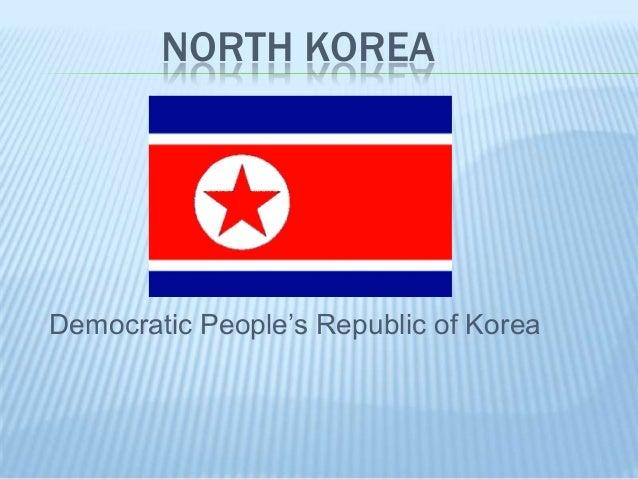 NORTH KOREADemocratic People's Republic of Korea