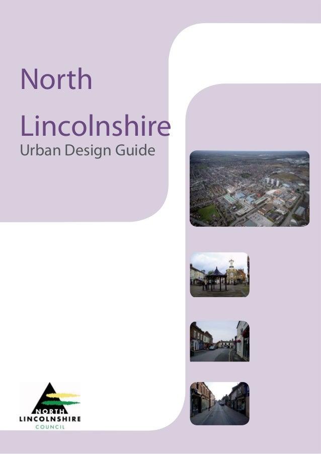 NorthLincolnshireUrban Design Guide
