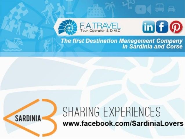 Northern Sardinia 2012  dmc@fatravel.it