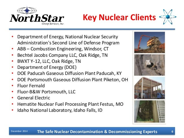Engineering Services South Windsor Ct : North star nuclear and power soq v y