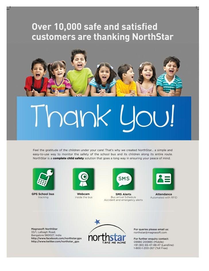 NorthStar Print Ad May 2012