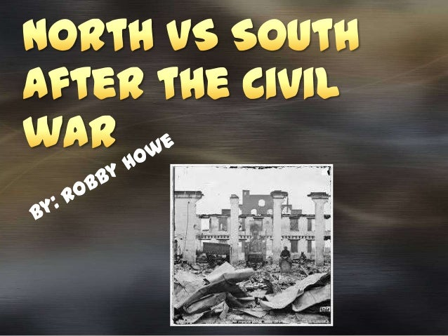 North or south who killed reconstruction essay answers