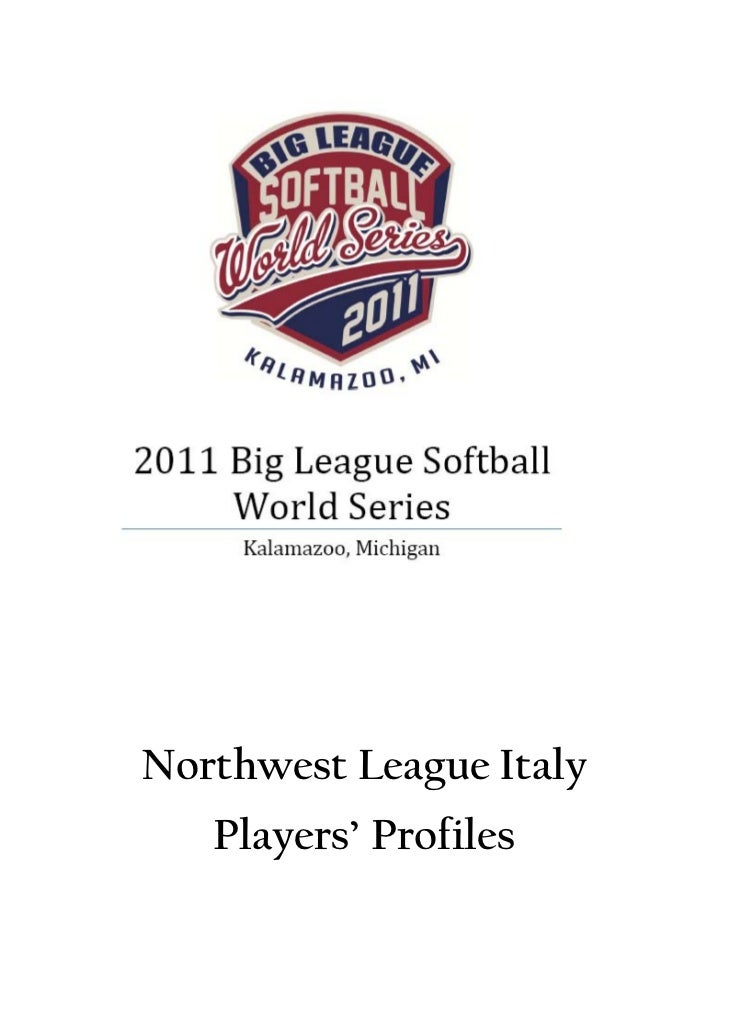 Northwest League Italy       Players' Profiles