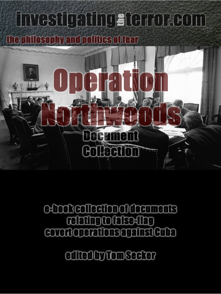 Operation Northwoods document collection