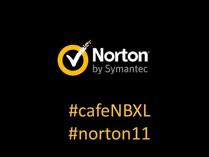 #cafeNBXL#norton11