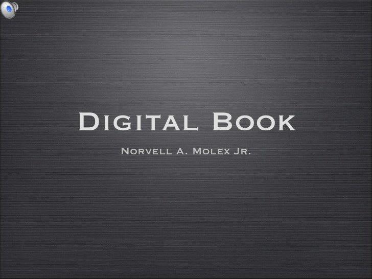 Norvell S Digital Book