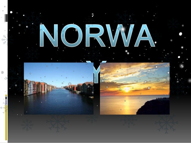 Norway is the country that give the important to the human rights and stability so, Norwegian is generous to foreigner and...