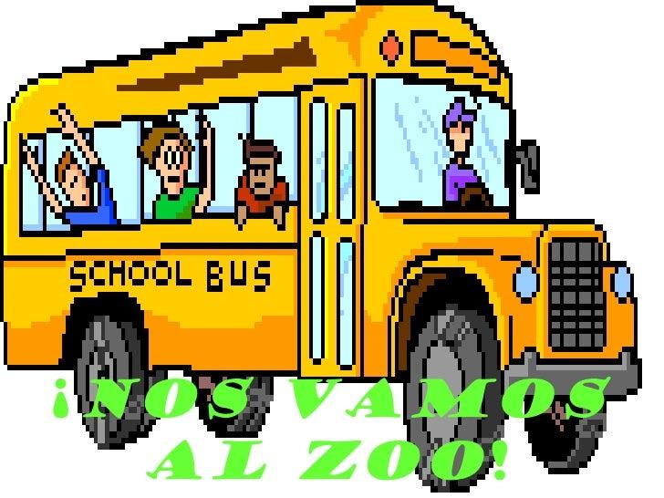 ¡ Nos vamos al Zoo !