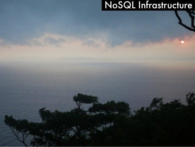 NoSQL Infrastructure