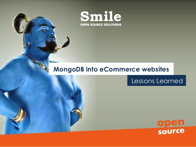 MongoDB into eCommerce websites Lessons Learned