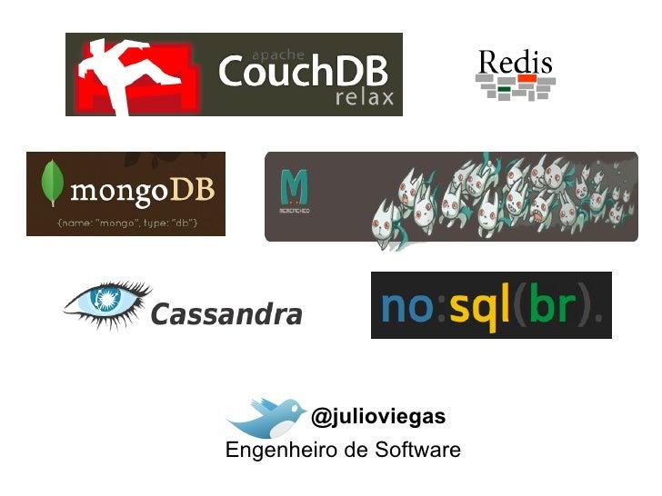 @julioviegas Engenheiro de Software
