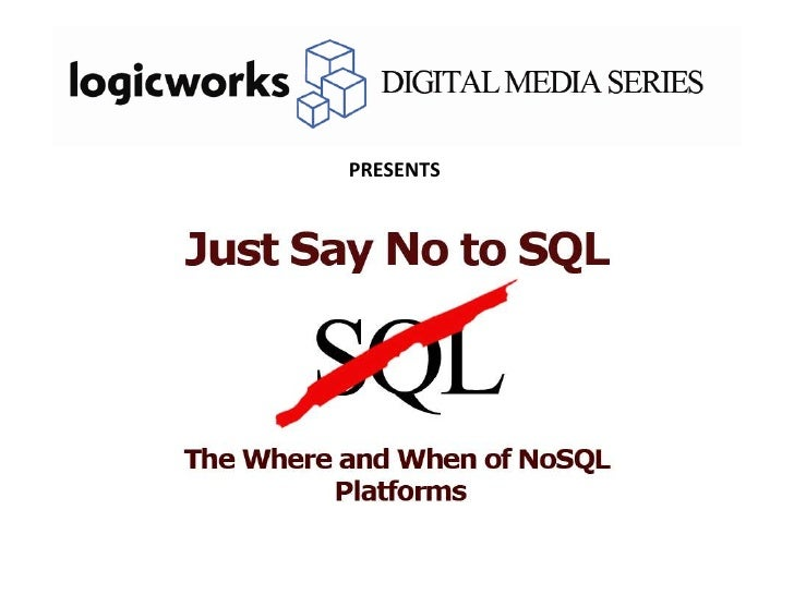 The Where and When of NoSQL Platforms