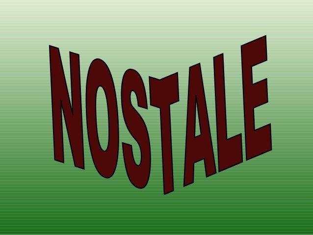 Nostale(especialistas)