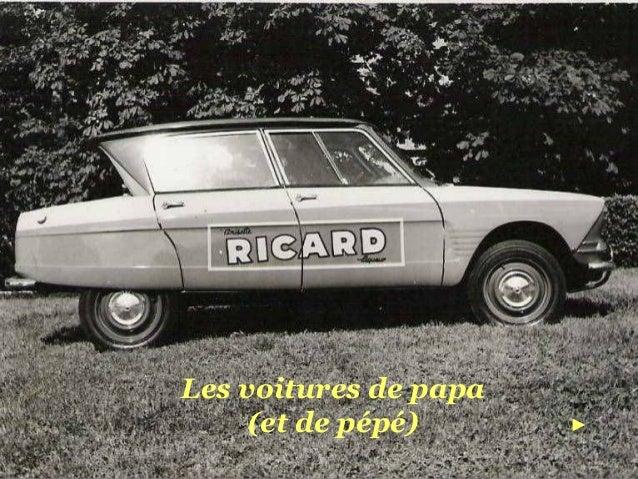 Les voitures de papa (et de pépé) ►