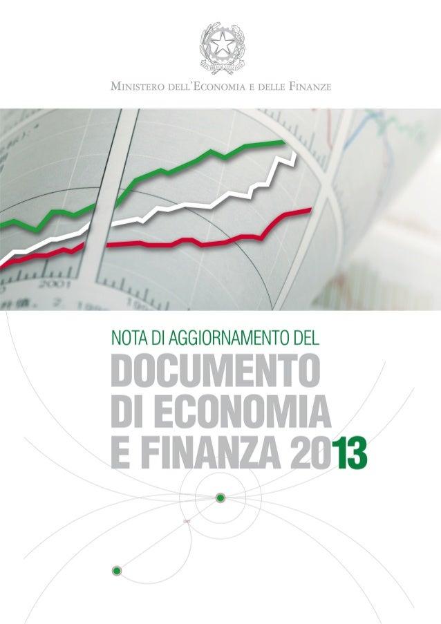 Presentato dal Presidente del Consiglio dei Ministri Enrico Letta e dal Ministro dell'Economia e delle Finanze Fabrizio Sa...