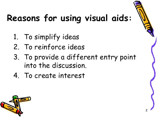 essay visual aids Free visual aid speech outline papers, essays, and research papers.
