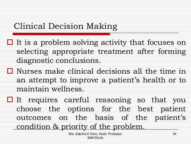 Critical thinking nurses exercises
