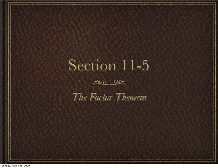 AA Section 11-5