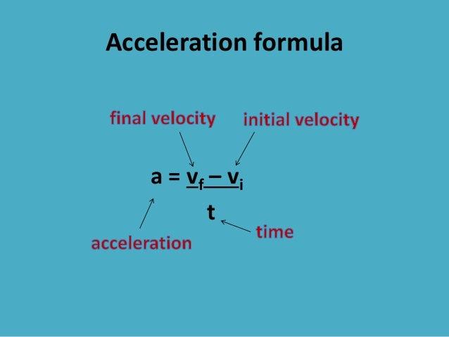 Models & Acceleration