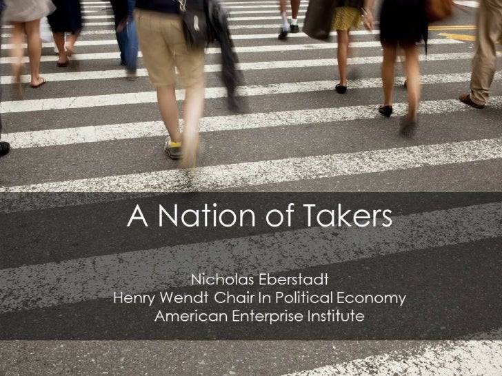 Nation of Takers