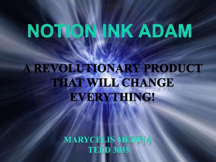 Notion ink adam2