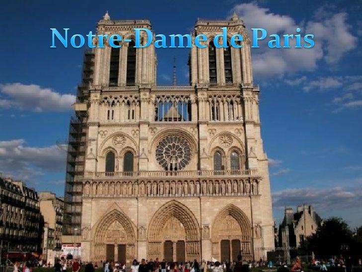 Notre Dame De Paris   2
